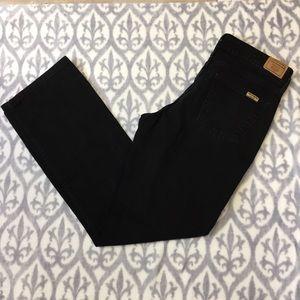 Levi's Jeans mid-rise bootcut Black  size 10